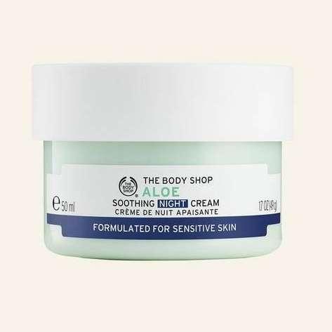 Aloe Soothing Night Cream 50 ml