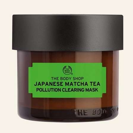 Japanese Matcha Tea Pollution Clearing Mask 75 ml